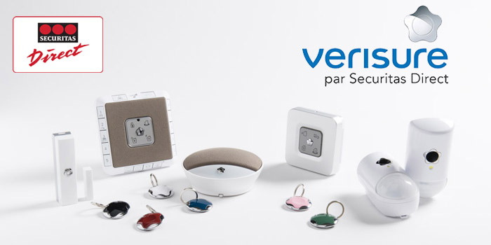 Alarme verisure par securitas direct for Alarme securitas sans abonnement