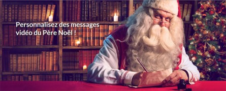 Créer une vidéo du Père-Noël pour vos enfants