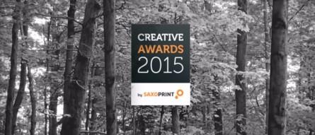SAXOPRINT Creative Awards : votez pour votre affiche préférée