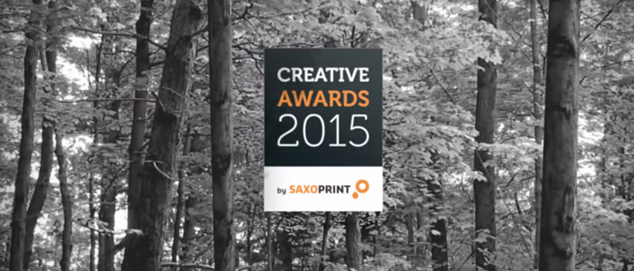 Creative Awards by SAXOPRINT