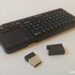 mini-clavier récepteur USB