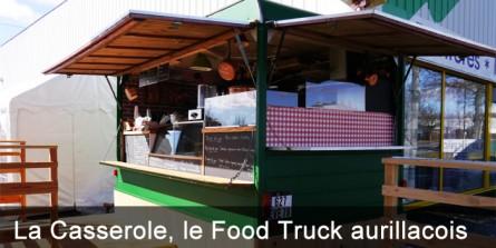 La Casserole, un «Food Truck» à Aurillac