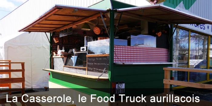 Casserole Food Truck