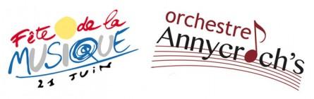 Fête de la musique : Concert de l'ensemble Annycroch's