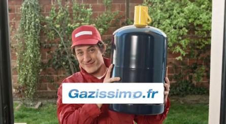 Gazissimo : Votre bouteille de gaz livrée chez vous…