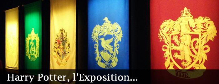 Harry Potter Exposition Paris