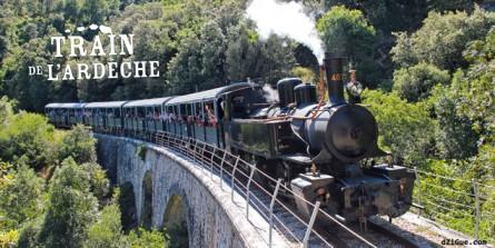 [En Vacances] Le Train de l'Ardèche