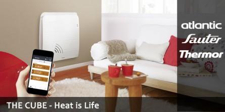 Heat is Life. La chaleur c'est la vie.