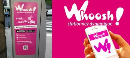Aurillac : Payer son stationnement depuis son smartphone