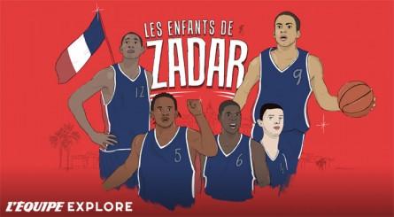 EuroBasket : Les Enfants de Zadar