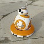 BB-8 sur son socle