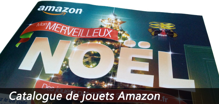 Catalogue de jouets Amazon