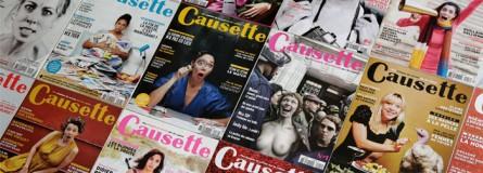 Causette : un magazine à découvrir !
