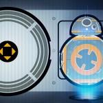 Les commandes du BB-8