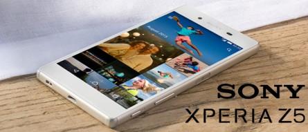 Et pourquoi pas un Sony Xperia Z5 ?