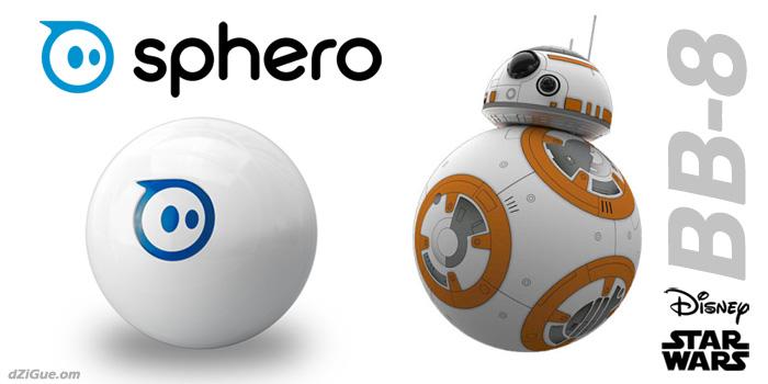 De Sphero à BB-8