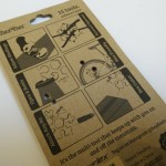 HexFlex packaging arrière