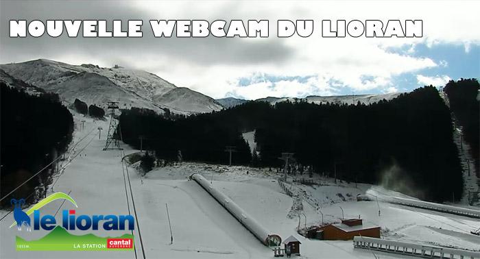 Webcam du Lioran