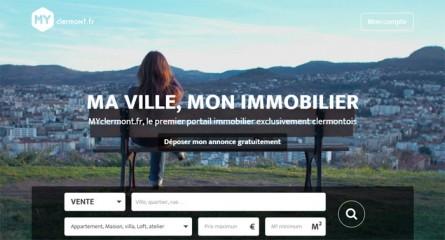 Se loger à Clermont-Ferrand avec MyClermont.fr