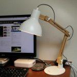 Lampe Tomons DL1001W