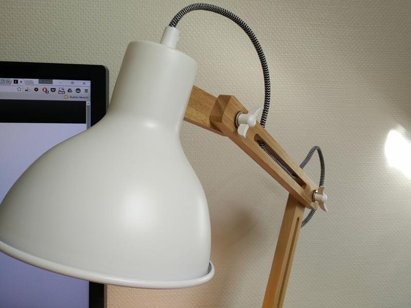 Lampe bureau architecte lampe bureau led nouveau lampe bureau bois