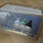 Packaging lampe Tomons