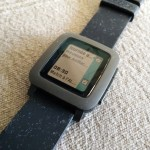 Pebble Time Line