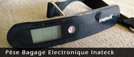 Pèse Bagage Electronique