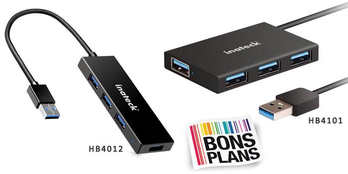 Hub USB 3.0 Bon Plan