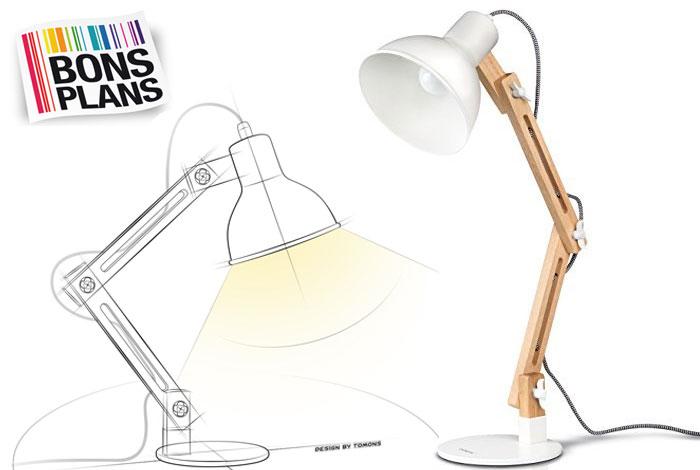 Bon plan lampe