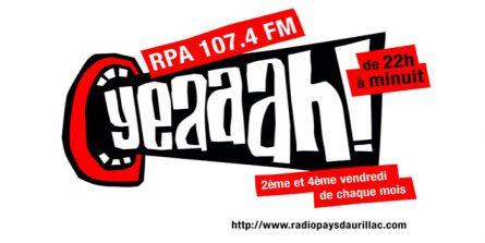 Yeaaah ! L'émission de radio tout en musique.
