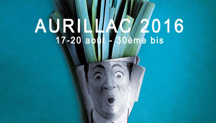Aurillac 2016