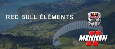 Le team Mennen au Red Bull Elements