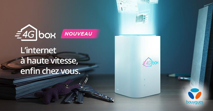 4GBox Bouygues Telecom