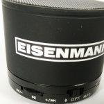 Enceinte Eisenmann face