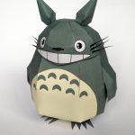 Totoro paper-toy