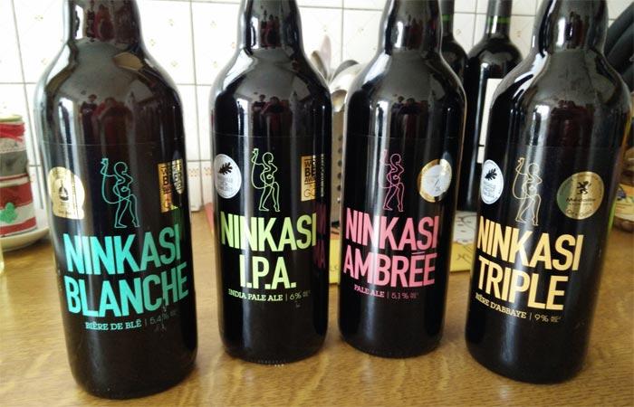 Bière Ninkasi