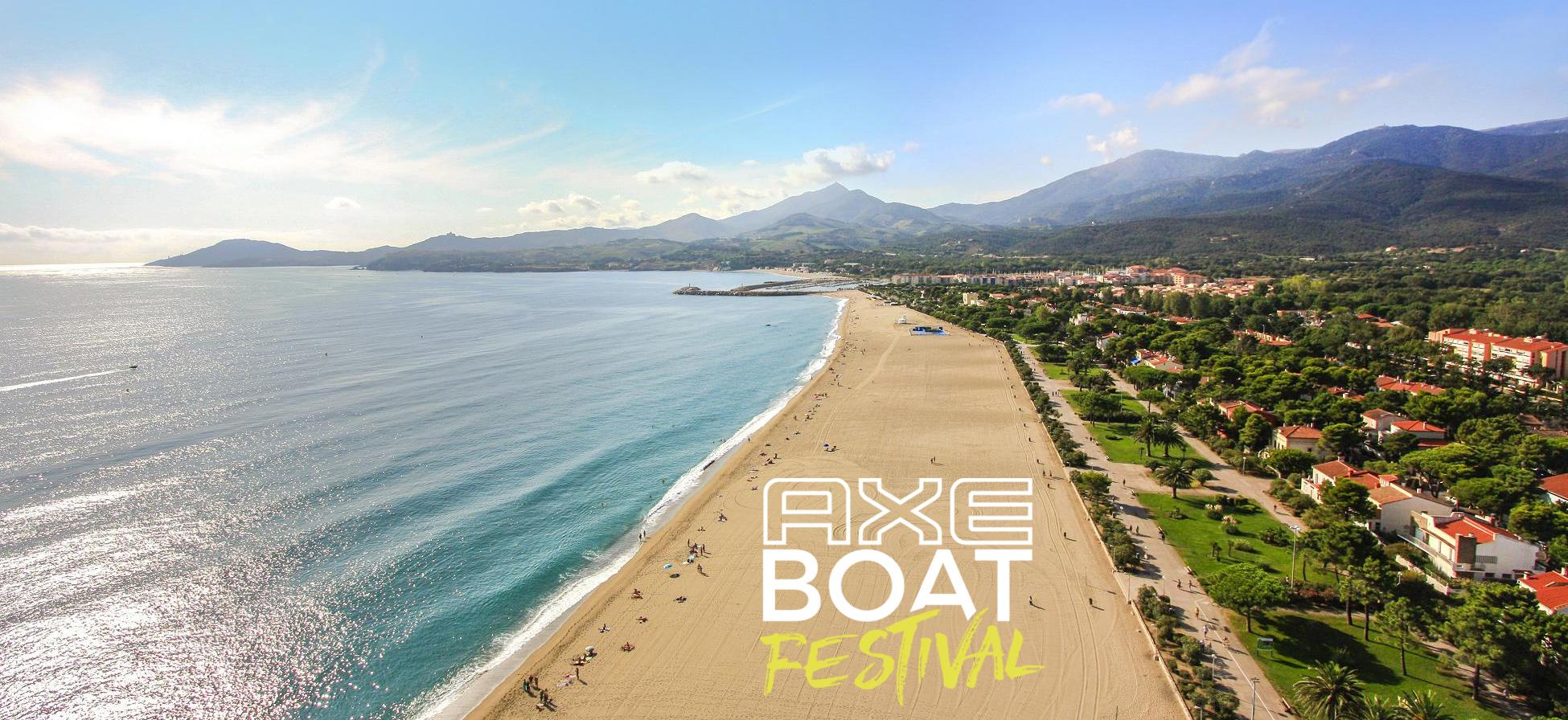 Axe Boat Festival à Argelès-sur-mer