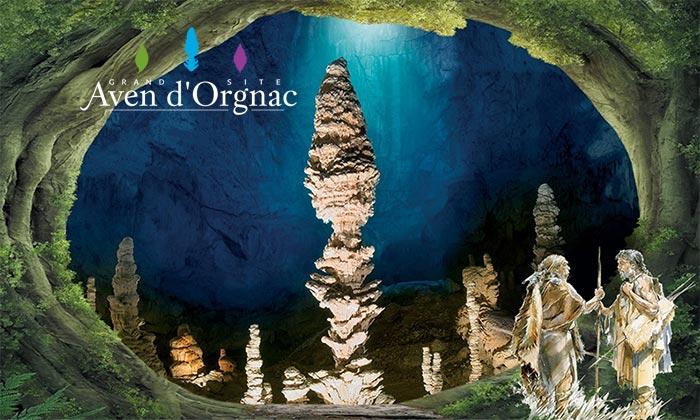 Aven d'Orgnac Ardèche