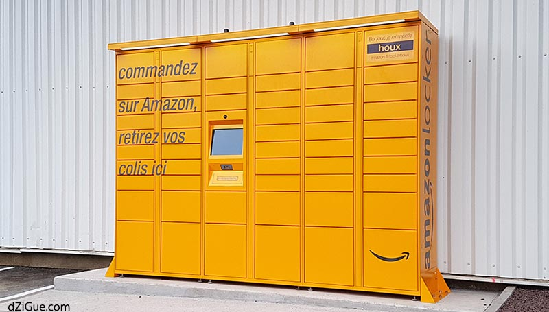 Amazon Locker Houx Aurillac