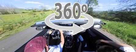 Photo/vidéo à 360° et réalité virtuelle (VR)