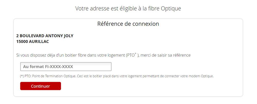 Fibre optique Free Aurillac
