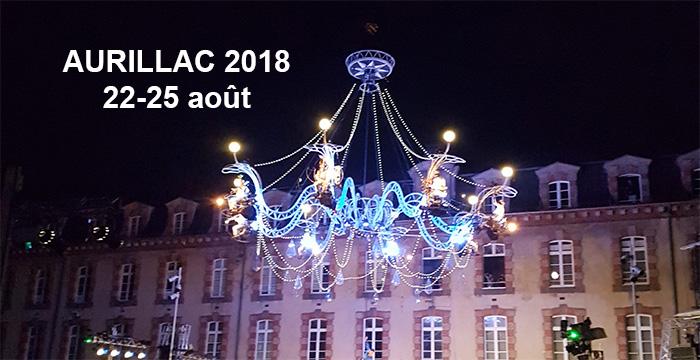 Aurillac 2018