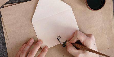 Fabriquer ses propres enveloppes